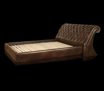 Łóżko Chesterfield Jones