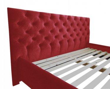 Łóżko Chestefield Plusz