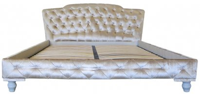 Łóżko Chesterfield Queen