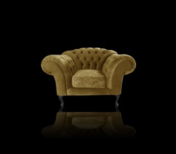Fotel Chesterfield Madame Decoration