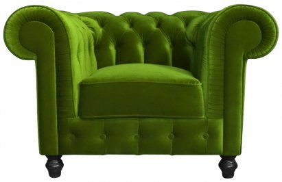 Fotel Chesterfield Lady