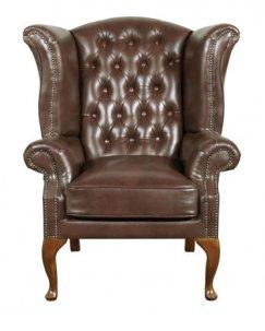 Fotel Uszak Chesterfield Lord Regent