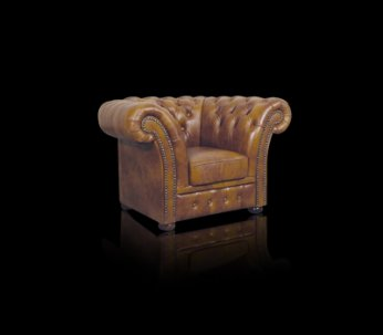 Fotel Chesterfield Winchester
