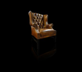 Fotel Chesterfield Windsor Classic