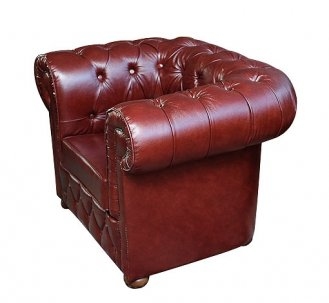 Fotel Chesterfield Montano