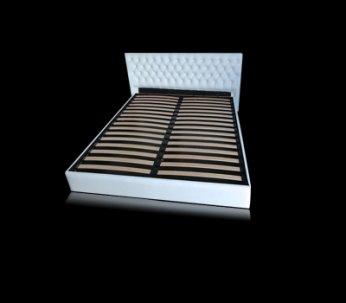 Łóżko Chesterfield LUX
