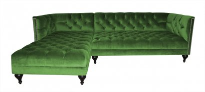 Narożnik Chesterfield London