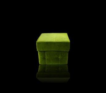 Pufa Chesterfield Pixel (w pluszu)