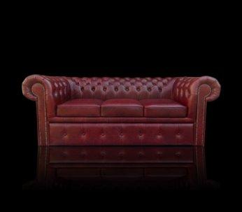 Sofa Chesterfield Classic Plus rozkładana