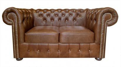 Sofa Chesterfield Classic XL skóra
