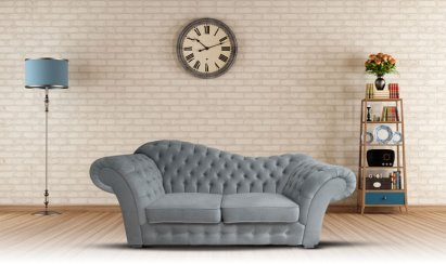 Sofa Chesterfield Madame Wave