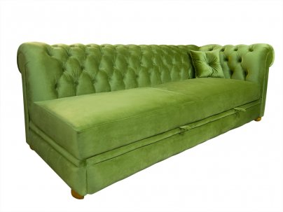 Sofa Chesterfield March Relax Rem bez boku
