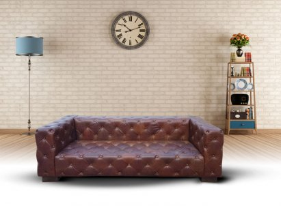 Sofa Chesterfield Moon