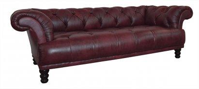Sofa Chesterfield Dorset skóra