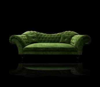 Sofa Chesterfield Madame