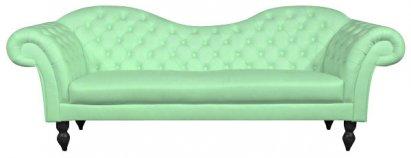 Sofa Chesterfield Madame Skóra