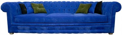 Sofa Chesterfield March plusz materiał