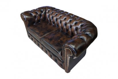 Sofa Chesterfield Vintage