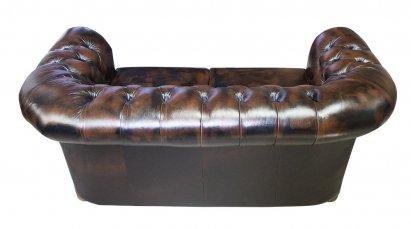Sofa Chesterfield Vintage