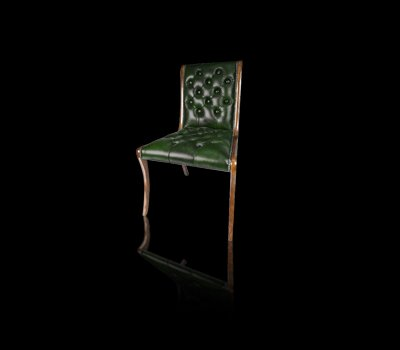 Krzesło Chesterfield Henry Plus