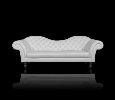 Sofa Chesterfield Madame Skóra