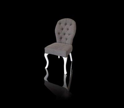 Krzesło Chesterfield Ludwika