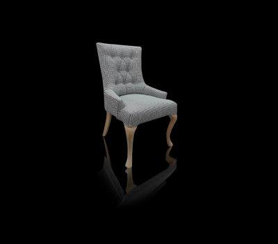 Krzesło Chesterfield Elen Ludwik