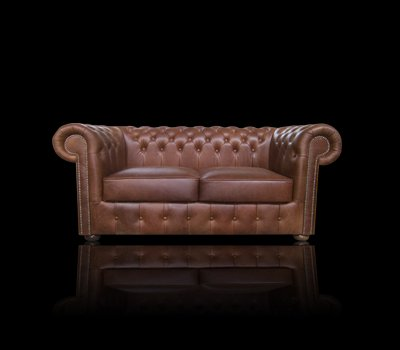 Sofa Chesterfield Classic XL Old skóra
