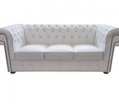 Sofa Chesterfield Prestige 3 eko-skóra