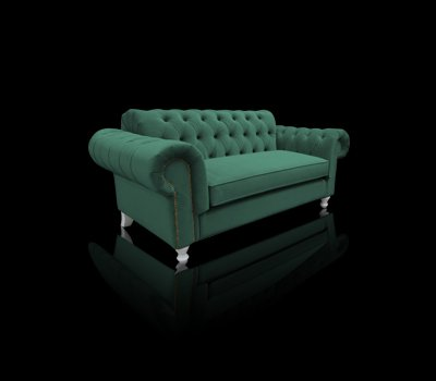Sofa Chesterfield Rosemary