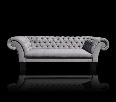 Sofa Chesterfield Diva design