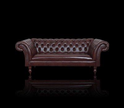 Sofa Chesterfield Diva skóra