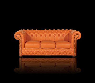 Sofa Chesterfield Original Lux