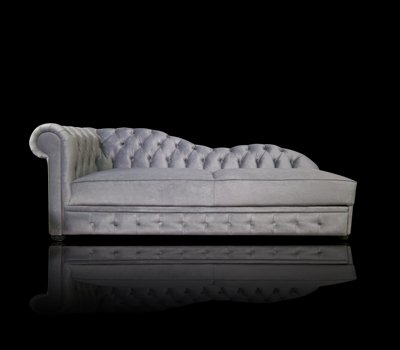 Szezlong Chesterfield March Rem