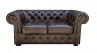 Sofa Chesterfield Classic 2 osobowa 160 cm