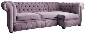 Narożnik Chesterfield March Rem 160x260 cm
