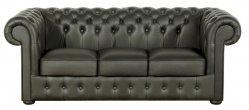 Sofa Chesterfield Original 3 osobowa 200 cm