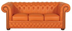 Sofa Chesterfield Original Lux 3 osobowa 200 cm