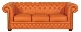 Sofa Chesterfield Original Lux 4 osobowa