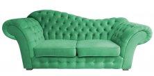 Sofa Chesterfield Madame Wave 210 cm