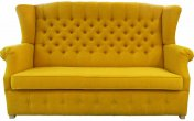 Sofa Chesterfield Uszak Plus 140cm