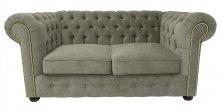 Sofa Chesterfield Violett 2 osobowa 160cm