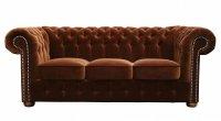 Sofa Chesterfield Classic 3 osobowa