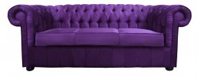 Sofa Chesterfield Diana 3 osobowa