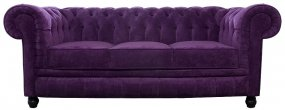 Sofa Chesterfield Lady  3 osobowa 210 cm