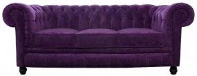 Sofa Chesterfield Lady  3 osobowa 210 cm