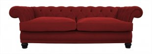 Sofa Chesterfield Lind 220 cm