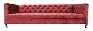 Sofa Chesterfield London Ludwik 250 cm