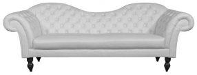 Sofa Chesterfield Madame Skóra 230 cm