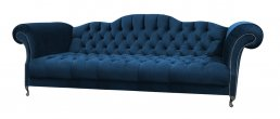 Sofa Chesterfield Manchester Ludwik 160 cm